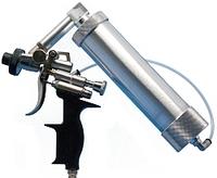 пистолет для нанесения распыляемых  герметиков (MS полимеров) в картриджах 310мл. Артикул PM 2.